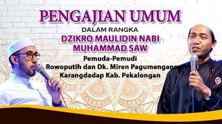 Qul Ya Adzim Az Zahir Live Rowoputih Karangdadap
