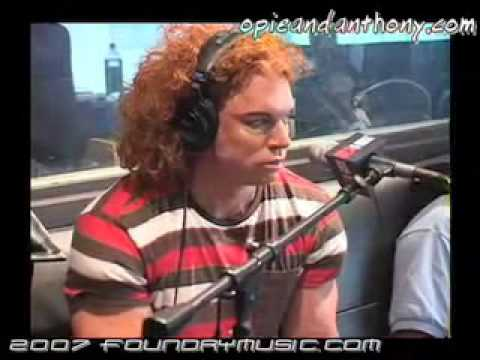 Carrot Top on Opie & Anthony