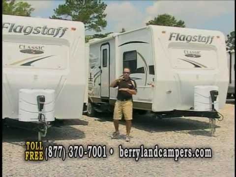 2013 Flagstaff Travel Trailers