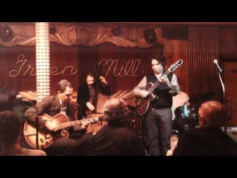 Howard Alden/Andy Brown Quartet play