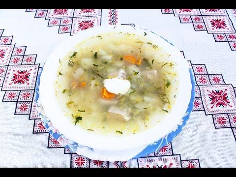 Как приготовить домашний суп - видео