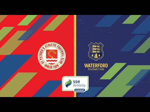 GW1: St. Patrick's Athletic 0-1 Waterford