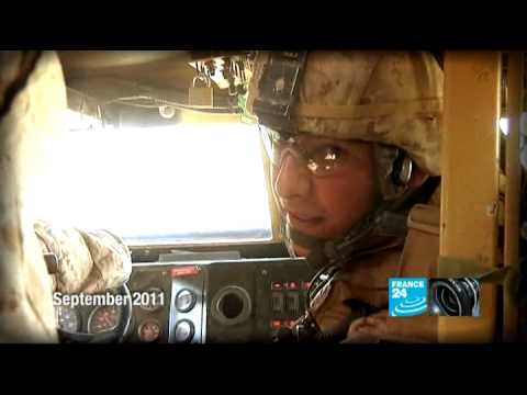 US military - After Afghanistan: U.S. marines back from the frontline