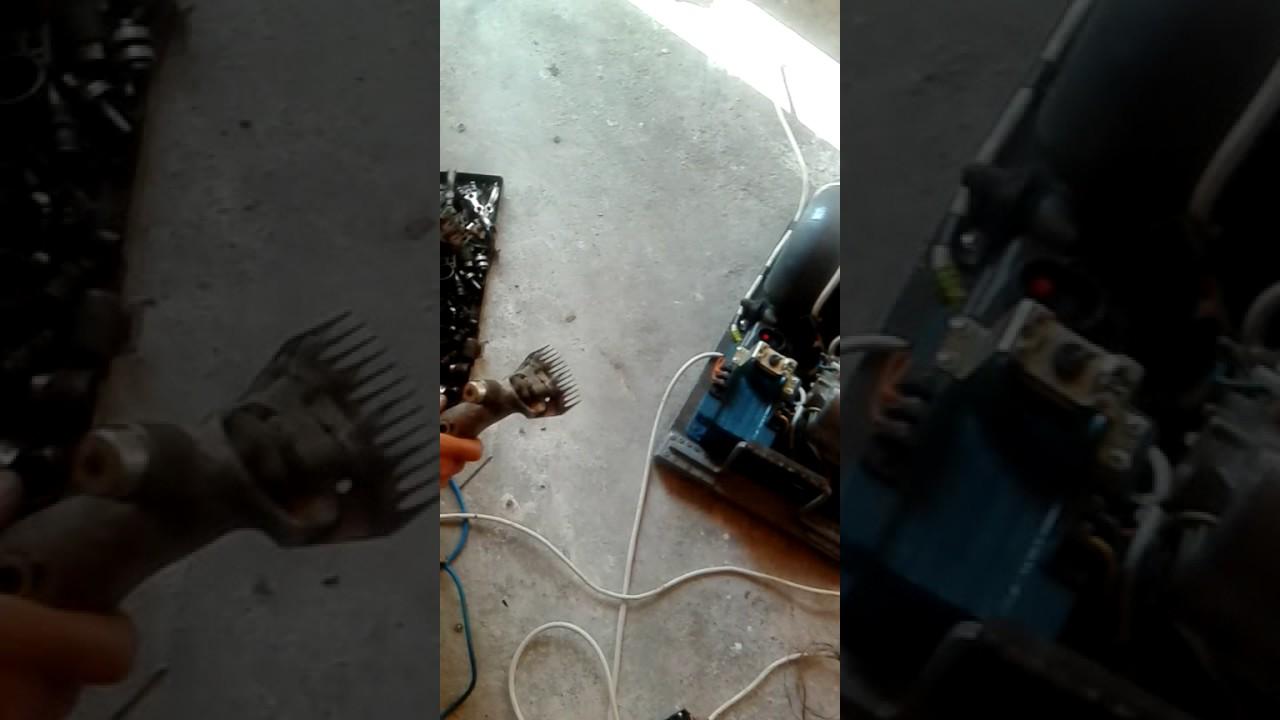 Как сделать машинку для стрижки овец своими руками 39