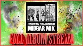 Final Fantasy VII: Machinabridged (#FF7MA) – Midgar Mix [FULL ALBUM STREAM] - Team Four Star (TFS)