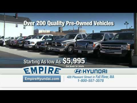 Empire Hyundai: Used Cars
