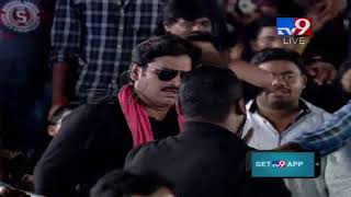 Pawan Kalyan look alike entertains fans @ Chal Mohan Ranga Pre Release Event