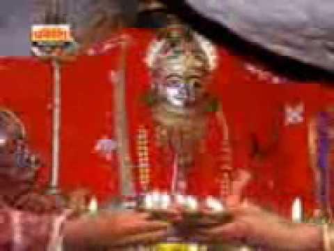 Rajasthani New Songs 2012 Lakh Lakh Diwlani Aarti. Sundha Mata Ji(chamunda Maa) By Jitu Chauhan Thal video