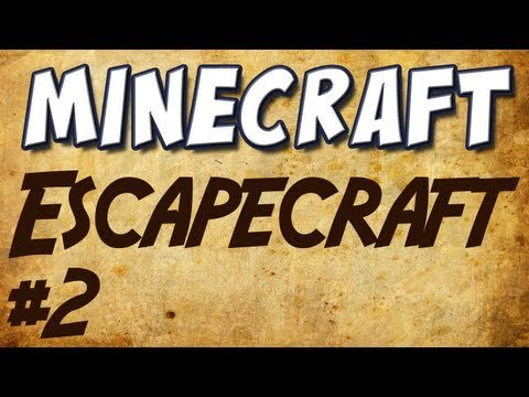 Minecraft - Escapecraft v1 Part 2