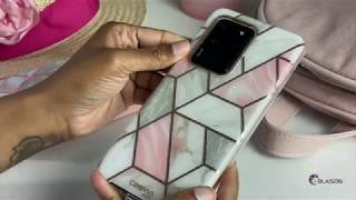 How to Install Cosmo with Screen Protector for Galaxy S20 | i-Blason