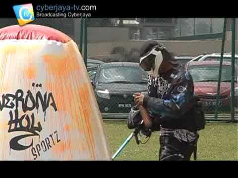 Cyberjaya Paintball Championship League 2010 - 4th Leg - Day 1