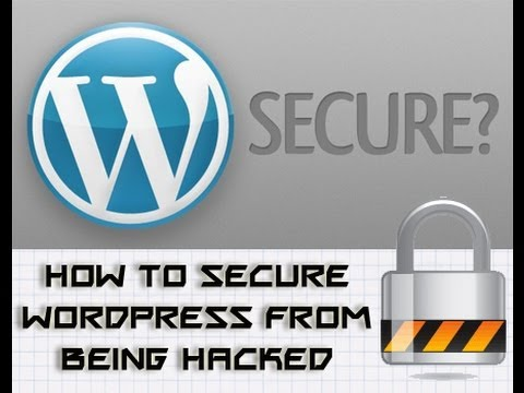 0 How to Secure Wordpress   Protect your Wordpress Website FREE