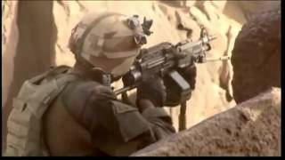 French military releases footage of fighting in the mountains of Mali