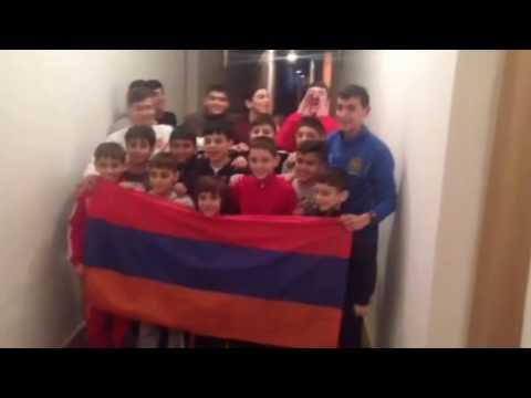 Armenian TaeKwonDo Champions: Elbrus Cup