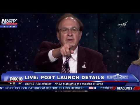 FNN: OSIRIS-REx Post Launch News Conference