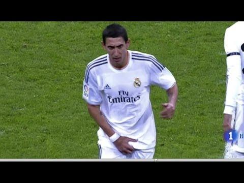 DI MARIA pide disculpas por su gesto - Real Madrid le abre un expediente
