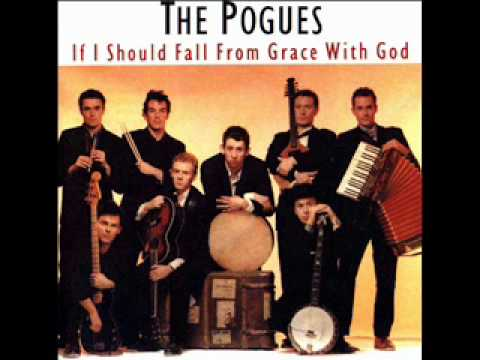 The Pogues - Medley (recruiting Sergeant, Rocky Road To Dublin, Galway Races)
