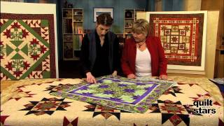 Quilt With The Stars: Deb Tucker, Part 3