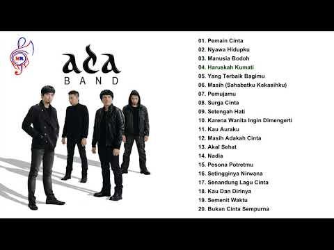 The Best Of Ada Band (pemain Cinta)