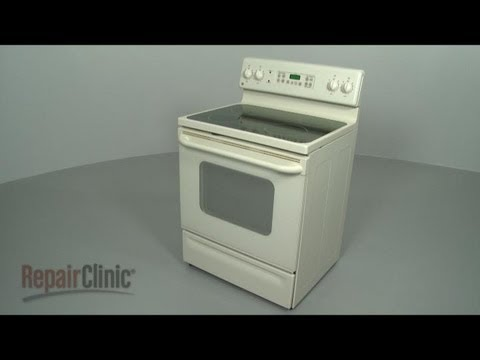 Clock - Frigidaire Electric Range