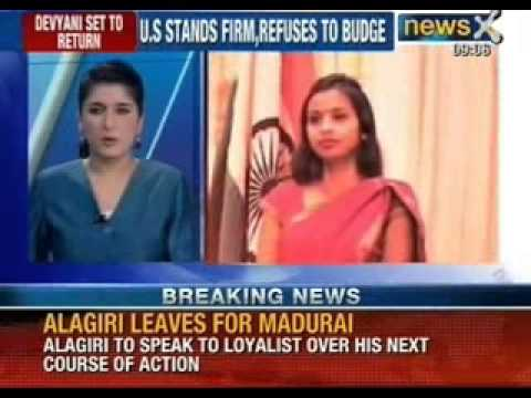 Devyani Khobragade returns home tonight as a fugitive - NewsX