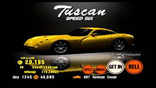 Gran Turismo 3 Max Speed Test Part 8! Tuning Up Every Car! CLK55(593hp)- FO90/S(725hp)!