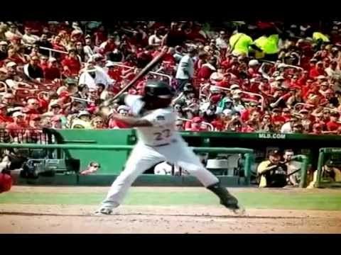 Andrew McCutchen-The Load & Weight Transfer Hitting Mechanics
