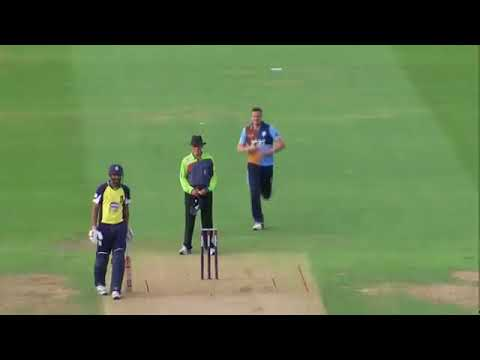 Brendon McCullum 158 from 64 balls Highlights Bears vs Derbyshire 2015