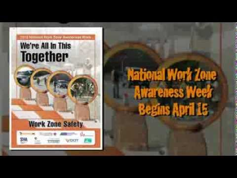 2013 Nat. Work Zone Awareness PSA
