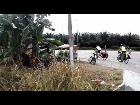 Beyondthebike to homestay pachitan malaysia
