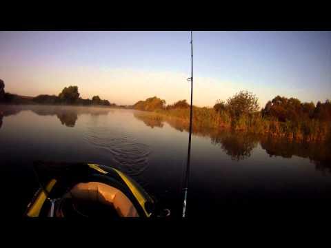 рыбалка на хантайке