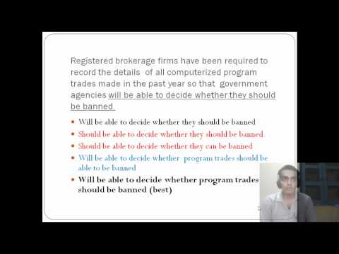 GMAT Verbal - Quick Lecture