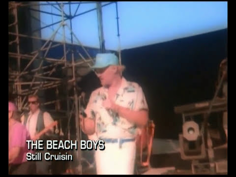 The Beach Boys - Still Cruisin' (1989)