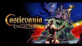 CASTLEVANIA: ANNIVERSARY COLLECTION (Kyra Has A Date With A Vampire...FOR ITS FUNERAL!)