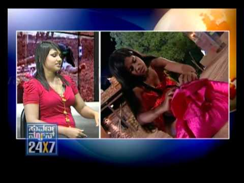 Suvarna News - Duniya - Pyate Hudgir Halli Lifu Girls In Suvarna News -seg-1 video