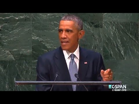 Obama Pitches ISIS War To The UN - Will The World Say Yes?