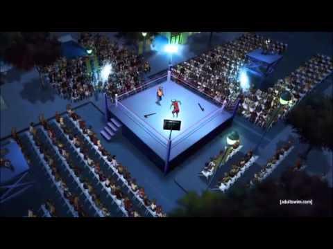 The Boondocks - Grandad Vs. Stinkmeaner video