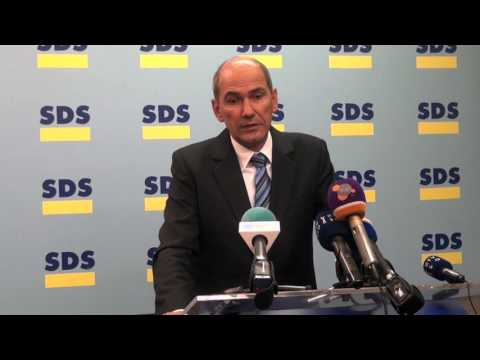 Janez Janša o begunsko - migrantski krizi
