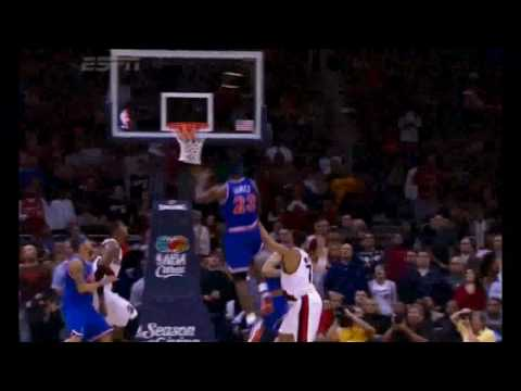 Lebron James and Dwyane Wade on the Heat!! - Not Afraid Video