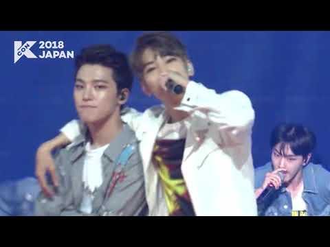 『KCON 2018 JAPAN』LINE UP FACTORY SEVENTEEN編