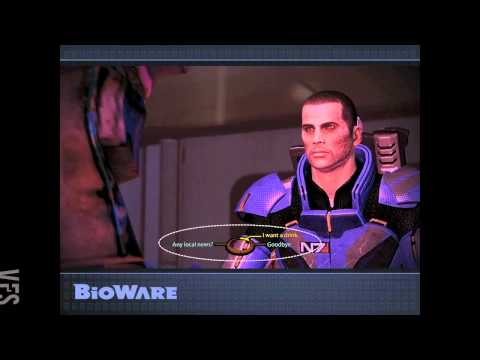Presentation: Interactive Narrative Design in Mass Effect 2 (Part 2 of 4)