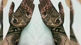 All Clip Of Pecoak Feather Mehndi Designs Bhclip Com