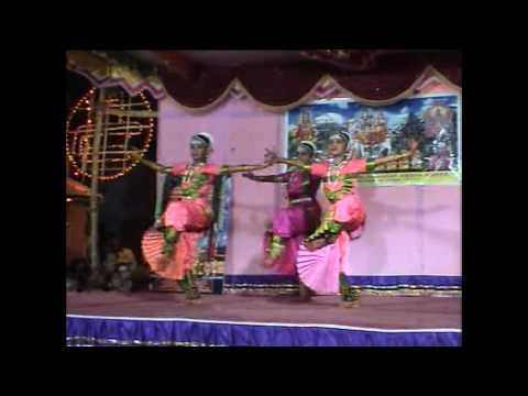 Bharatanatyam - Thodudaiya Seviyan - Tamil Classical On Shiva - Thirumurai video