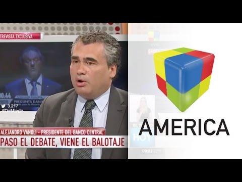 Alejandro Vanoli y su futuro al frente del Banco Central