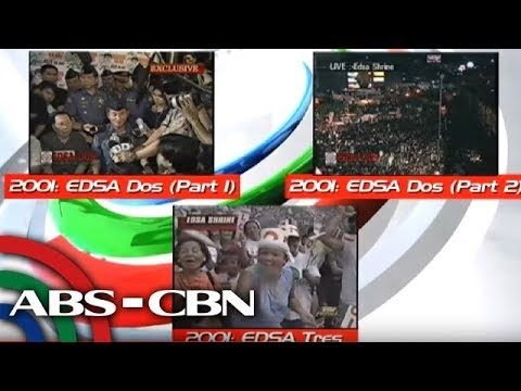 Makasaysayang pagpapatrol sa EDSA Shrine