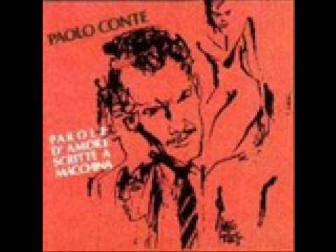Paolo Conte - Lupi Spelacchiati
