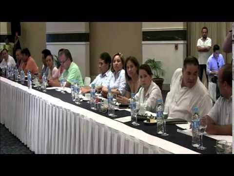 Walton firma alianza de promoción turística con Taxco