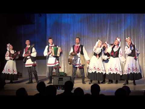 """Белорусская """"Купалинка"""" снова в Висагинасе (Belarus Kupalinka)"""