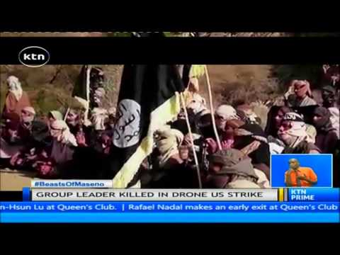 Al Qaeda's second highest commander Nassir al Wuhaiyshi killed by drone attack in Yemen
