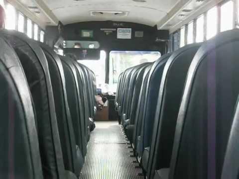 Kamehameha Schools 1980s Gillig Phantom School Bus 312